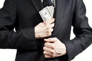 bribe-money