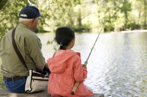 girl & grandpa fishing_16573699_500px